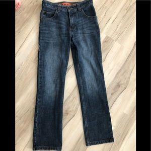 EUC boys wrangler jeans size 12